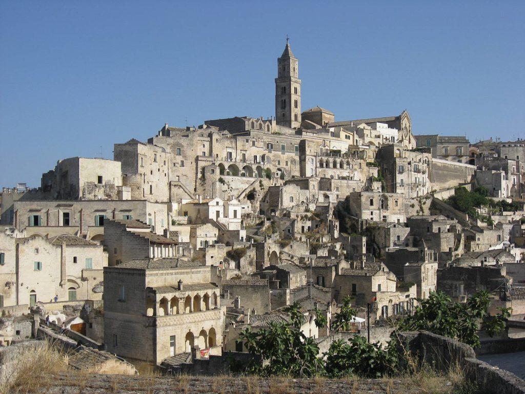 Matera-Sasso-Barisano-historical-center